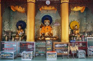 "Shwe Maw Daw – The Charming ""Great Golden God Temple"" of Myanmar"