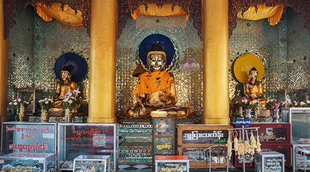 "Shwemawdaw – The Charming ""Great Golden God Temple"" of Myanmar"