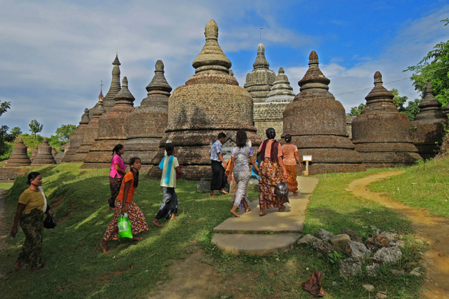 An Unspoiled Myanmar