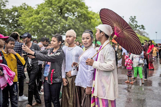 LGBTI in Myanmar