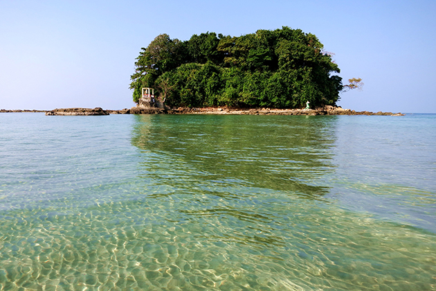 Lover's Island – A Sleeping Destination in Myanmar