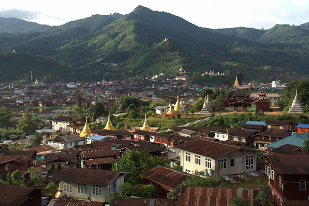 Mogok - Ruby Land of Myanmar