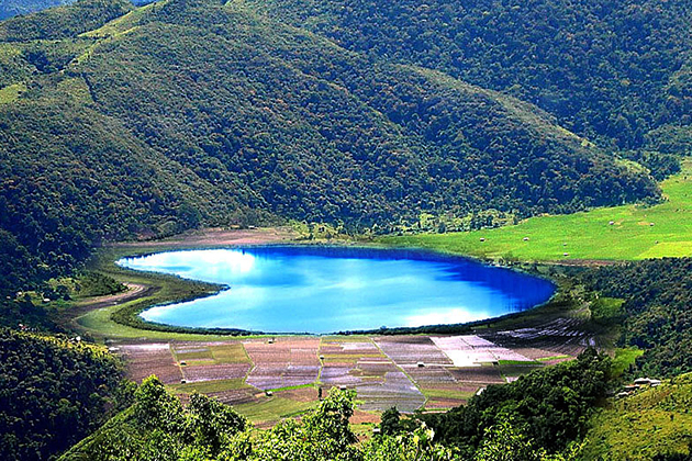 Rih Lake – Burma's Heart-Shaped Treasure