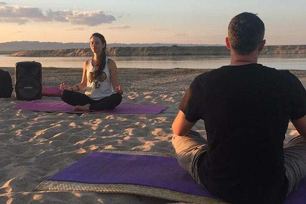 Yoga Bagan