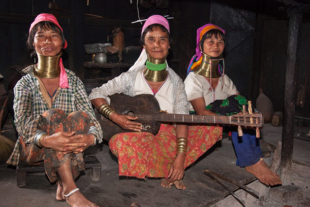 Hill Tribes of Tribes of Loikaw - Myanmar