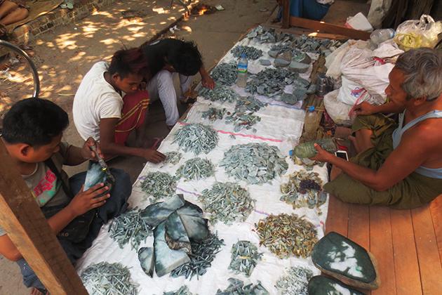 Jade Market Mandalay