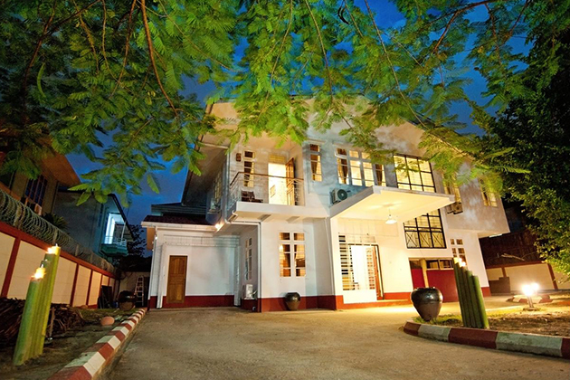 Thanlwin Guesthouse Yangon