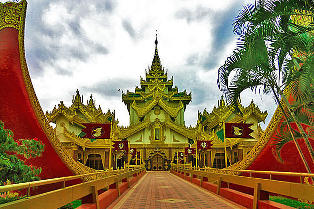 Myanmar In Depth – 7 Days