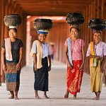 burmese women - myanmar indepth - 7 days