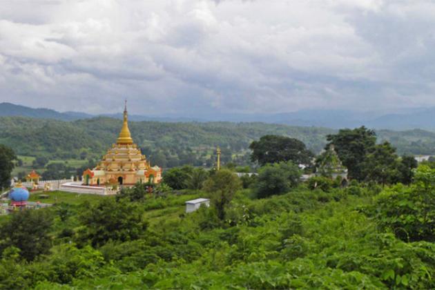 Lashio Adventure - Myanmar Off The Beaten Track