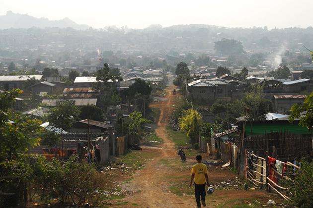 Lashio Off the Beaten Track Myanmar