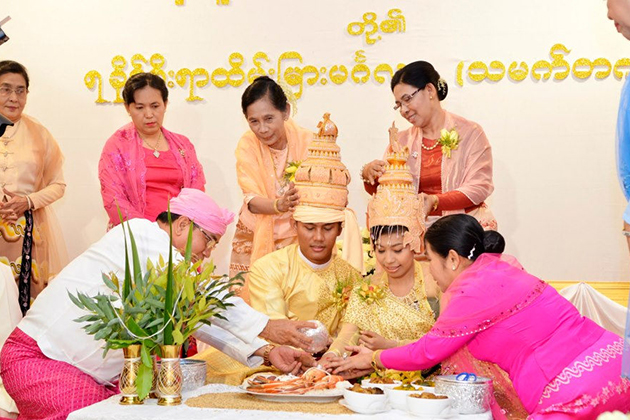 Myanmar Marriage and Family Life
