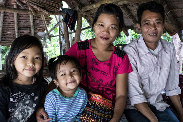 Typical Myanmar Family Life - Changes and Values