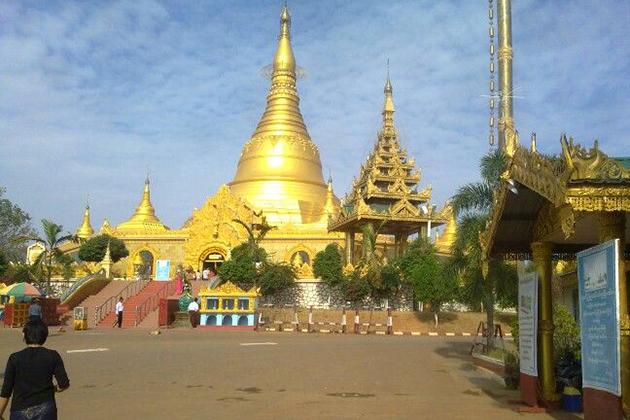 YanTieAung Pagoda Lashio Shan State