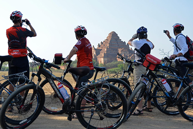 Biking Around Myanmar – Top 3 Myanmar Biking Routes