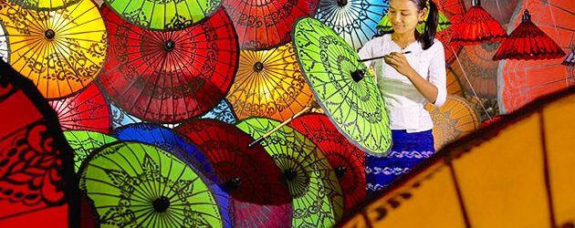 Landscape of myanmar - best myanmar trip - 11 days