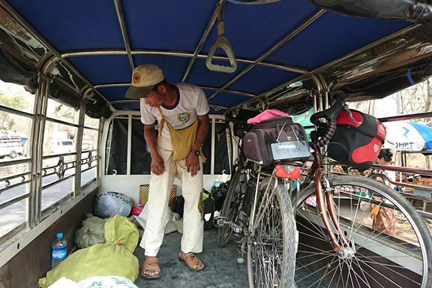Pyin Oo Lwin Biking Experience