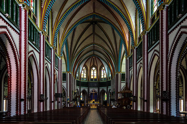 Yangon Saint Mary Cathedral