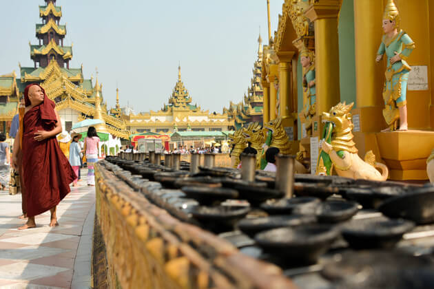 yangon-the best myanmar attractions