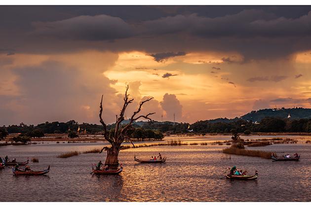 Ayearwaddy River