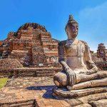 Ayutthaya Ancient Town - myanmar thailand tour