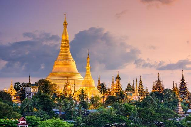 Burma Luxury Honeymoon Tour – 15 Days