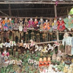 A-stall-in-Nyaung-U-Market-Bagan