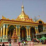 Bawgyo Pagoda in Hsipaw
