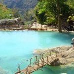Dee Doke Waterfall in Mandalay