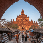 Htilominlo Temple visit bagan day tour