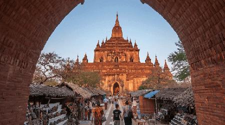 Bagan & Surrounding – 2 Days