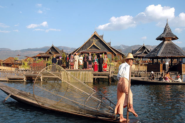 Myanmar Itinerary 5 days to the picturesque Inle Lake