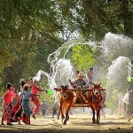 Myanmar Thingyan Water Festival Tour – 13 Days