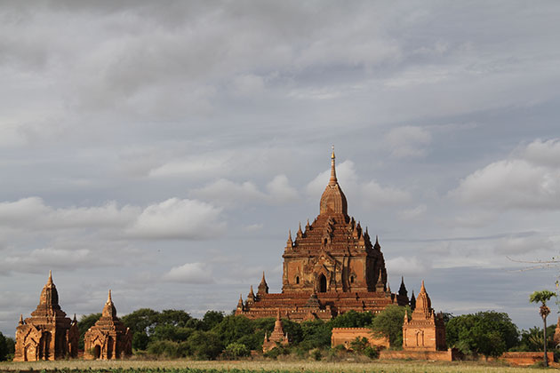 Myanmar itineraries 3 weeks to Bagan temples and pagodas