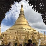 Myanmar tour 15 days to the Shwedagon Pagoda in Yangon