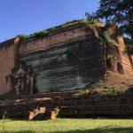 Myanmar tour to Mingun Paya