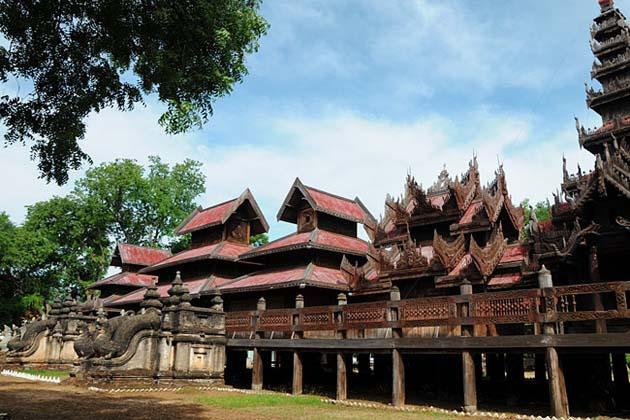Salay Yoke SoneKyaung Monastery