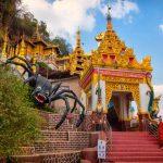 Shwe U Min Natural Cave Pagoda