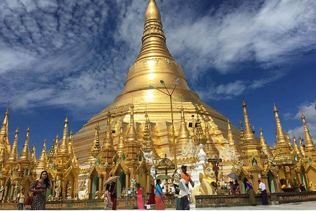 Yangon City Tour – 1 Day