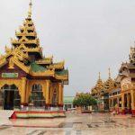 Shwemawdaw Pagoda in Bago
