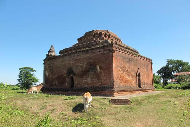 Sri-Ksetra Temple