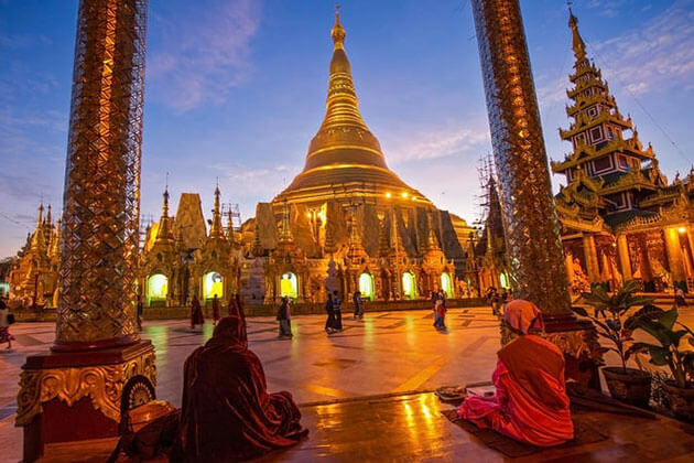 Myanmar In Your Eyes – 15 Days