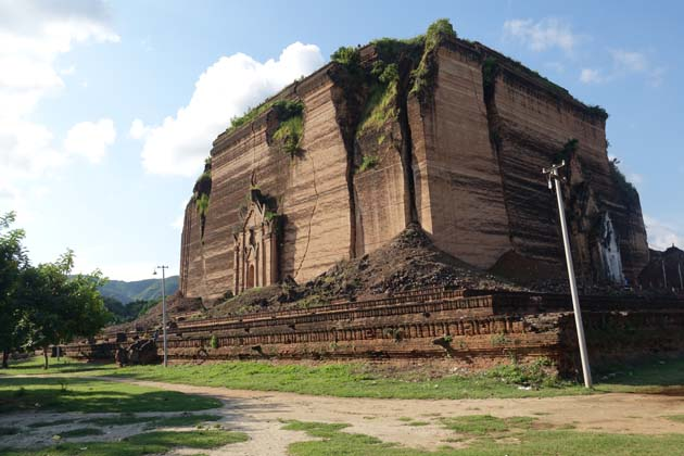 The Unfinished Mingun Paya