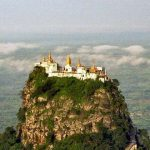 The magificent Mt Popa