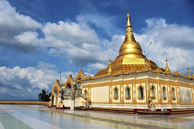 Visit Theindawgyi Pagoda in Myeik Archipelago tour