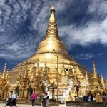 Yangon tour 4 days to the Shwedagon Pagoda