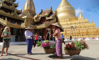 Yangon tour to Bagan - Myanmar short excursion