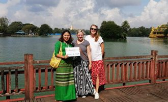 highlight of myanmar vacation package