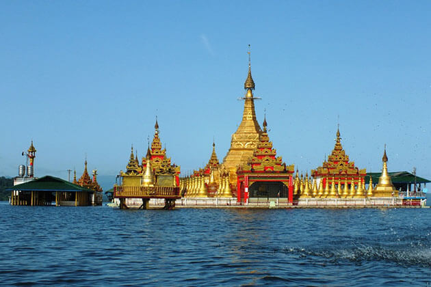 indawgyi lake