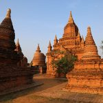 temples and pagodas in bagan - highlight of myanmar tours